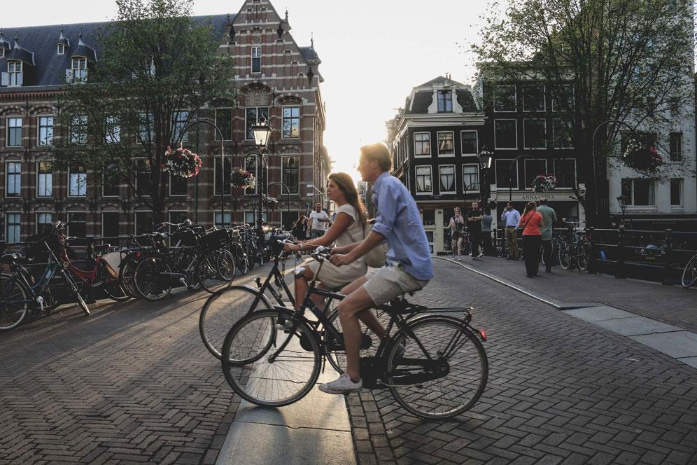amsterdam bicicleta bike