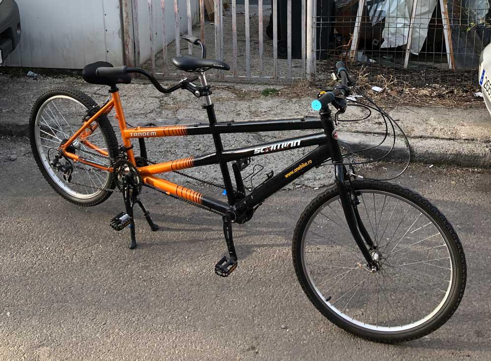 bicicleta tandem schwinn