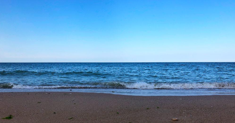 vama veche plaja mare krapets