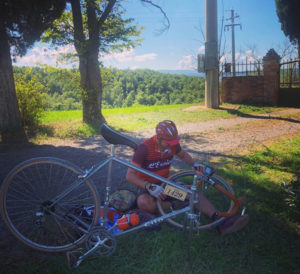 bicicleta veche