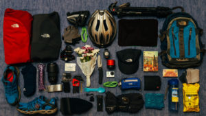 echipament bicicleta