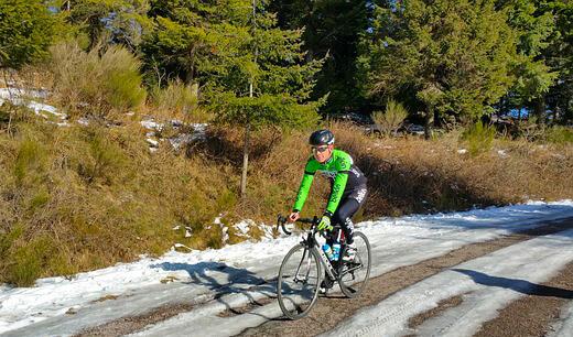 imbracaminte ciclism iarna